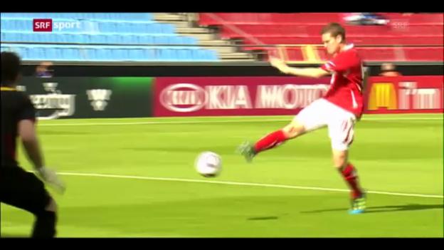 Video «Die Karriere von Fabian Frei» abspielen