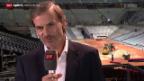 Video «Tennis: Einschätzung von Heinz Günthardt, Teil 2» abspielen