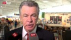 Video «Interview Ottmar Hitzfeld» abspielen