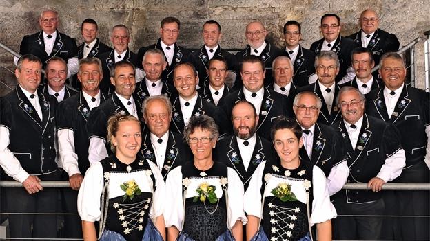 Wettvortrag: Jodlerklub Lyssach
