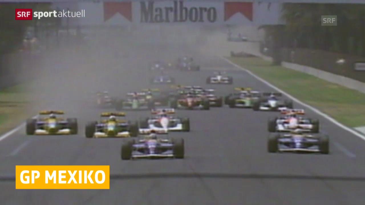 Formel 1: Mexiko 2015 wieder GP-Austragungsort («sportaktuell»)