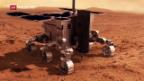 Video «Testsonde vor Mars-Landung» abspielen