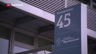 Video «Schwierige Lage für Sans-Papiers in Zürich» abspielen