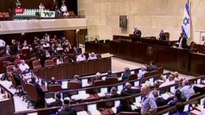 Video «Israel verabschiedet Nationalitätsgesetz» abspielen
