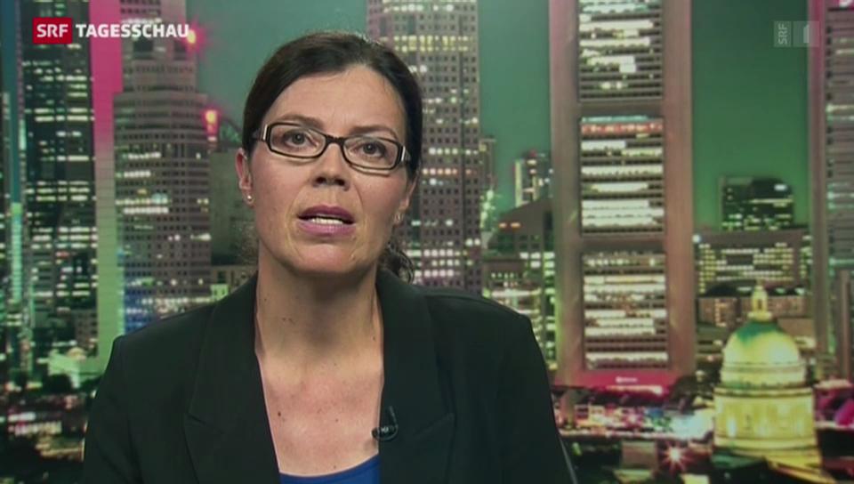 Einschätzungen von SRF-Korrespondentin Ruth Bosshard