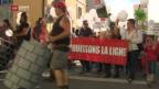 Video «Widerstand gegen Stromleitung» abspielen