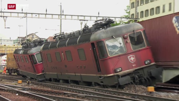 Video «Schweiz aktuell vom 13.05.2015» abspielen