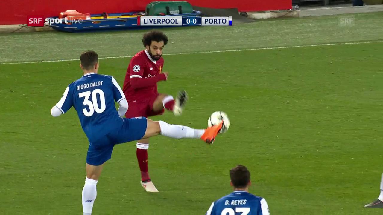 Keine Tore bei Liverpool - Porto