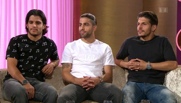 Video ««G&G Weekend» mit den drei Rodriguez-Brüdern» abspielen