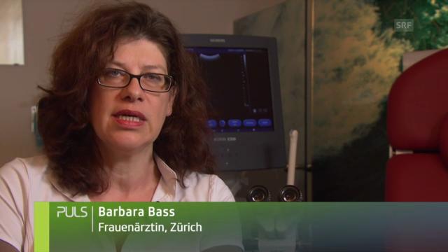 Barbara Bass, Frauenärztin aus Zürich
