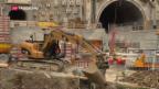 Video «Frühpensionierung für Bauarbeiter auf der Kippe» abspielen