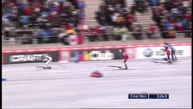 Sprint-Final Männer