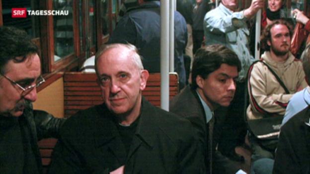 Video «Porträt von Papst Franziskus» abspielen