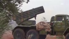 Video «Regime fährt schweres Geschütz auf» abspielen