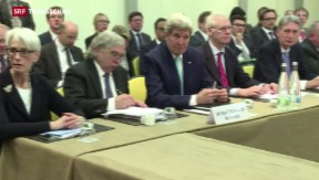 Video «Endspurt in den Atomgesprächen» abspielen