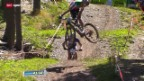 Video «Mountainbike: Cross Country Männer» abspielen