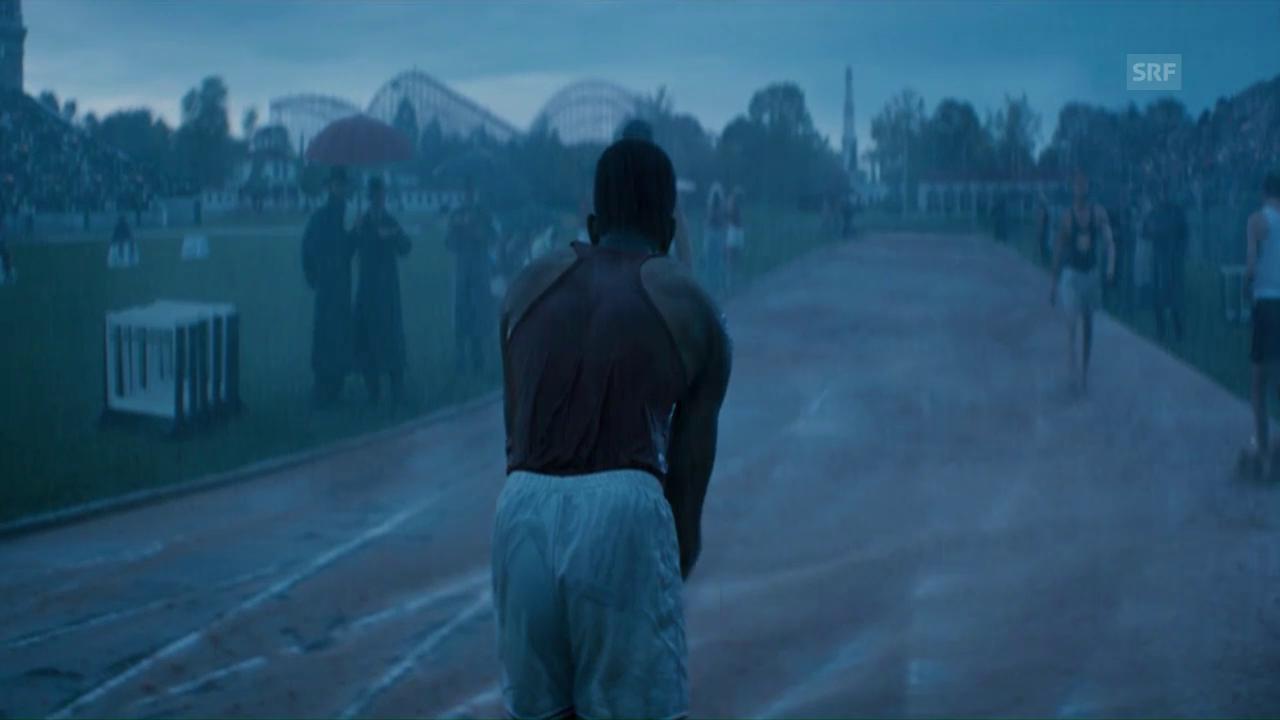 Der Trailer zu «Race»
