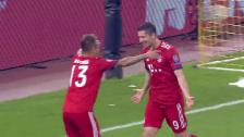 Link öffnet eine Lightbox. Video Die Bayern gewinnen in Athen trotz mässigem Start abspielen