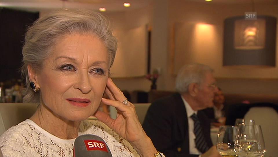 Heidi Maria Glössner über die Liebe
