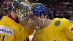 Video «Eishockey-WM: Schweden - Österreich» abspielen