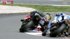 Video «Motorrad: Moto2 in Assen» abspielen