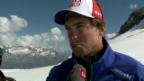 Video «Skistars im sommerlichen Schnee» abspielen