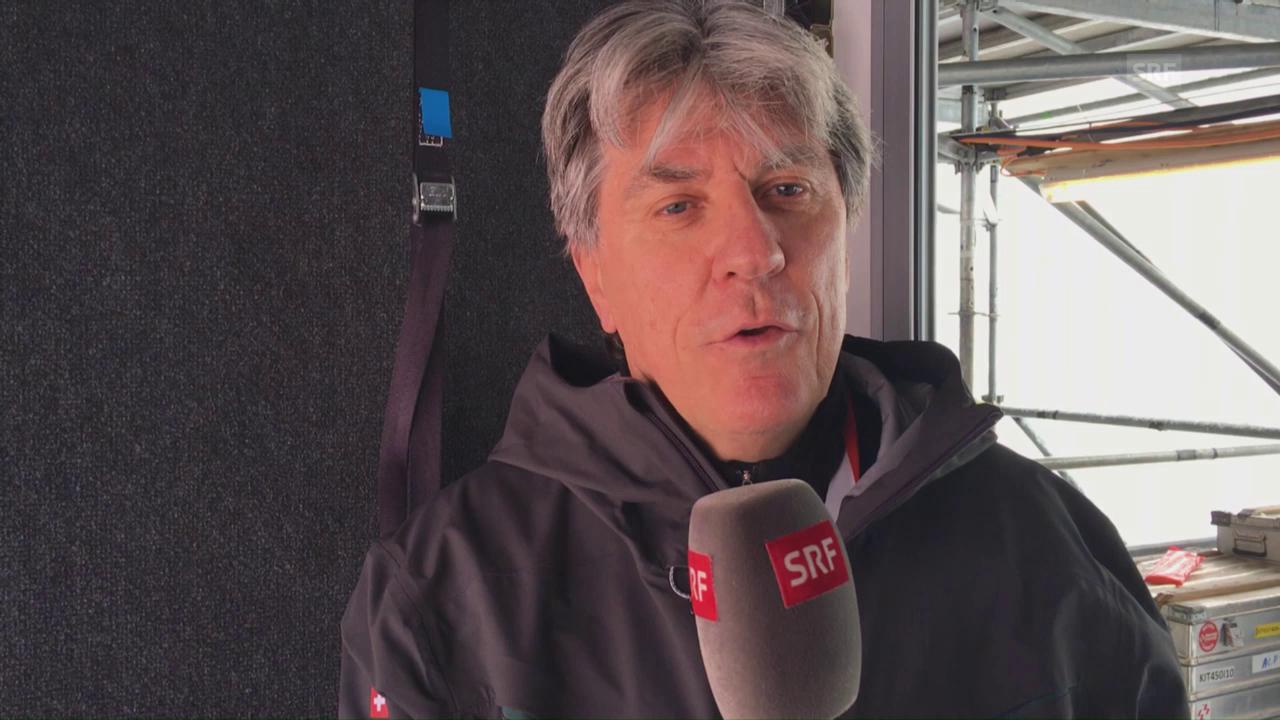 Radio-Reporter Schär erinnert sich an das Berthod-Wunder