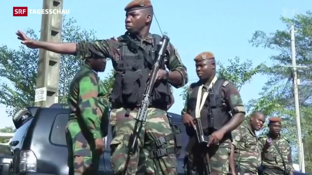 Elfenbeinküste: Terror gegen Touristen