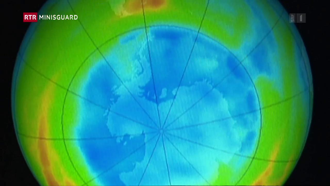Pertge dovri la sfera d'ozon?