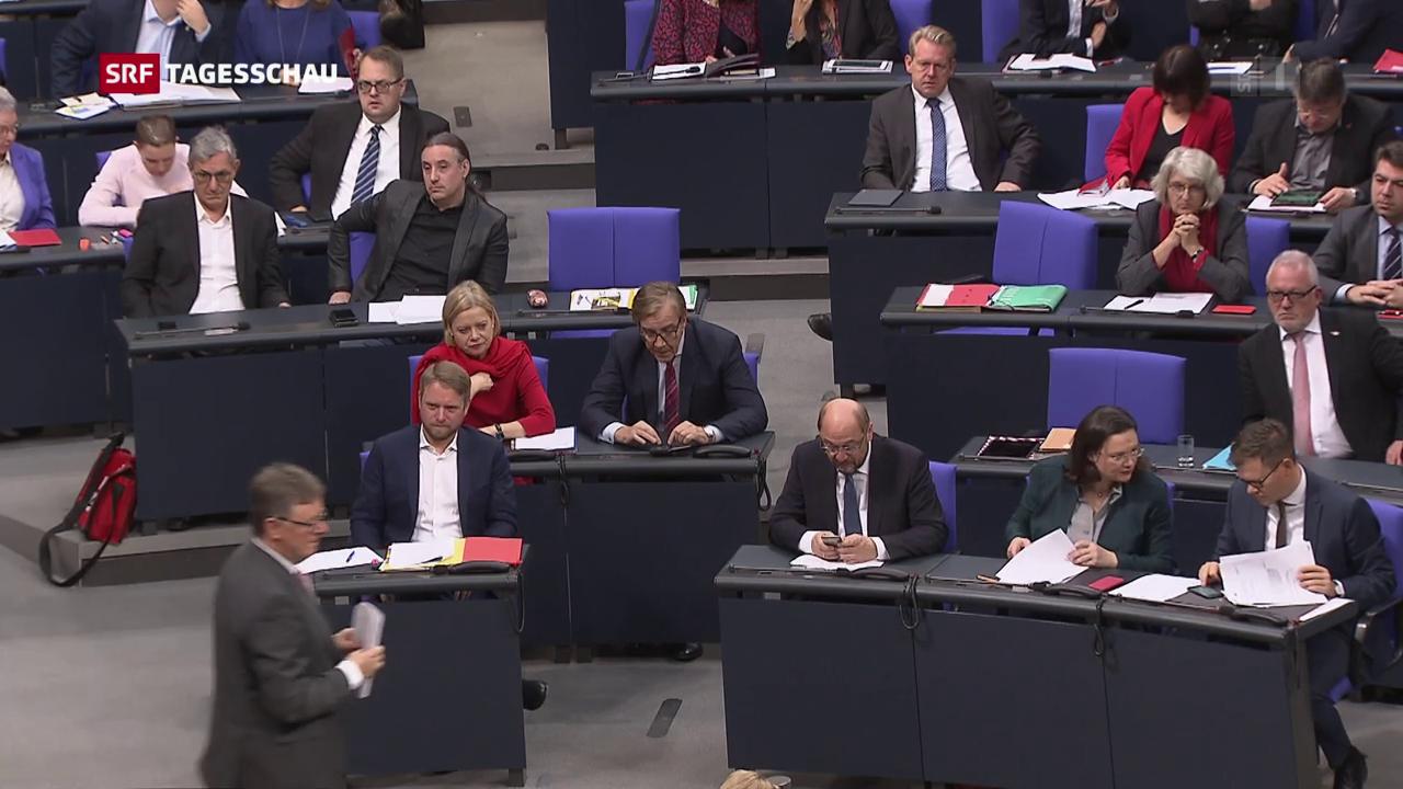 Keine Regierung vor 2018 in Deutschland