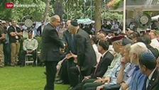 Video «Syrien-Vereinbarung wird mehrheitlich begrüsst» abspielen