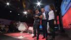 Video «Bettina und Marcel Stucki» abspielen