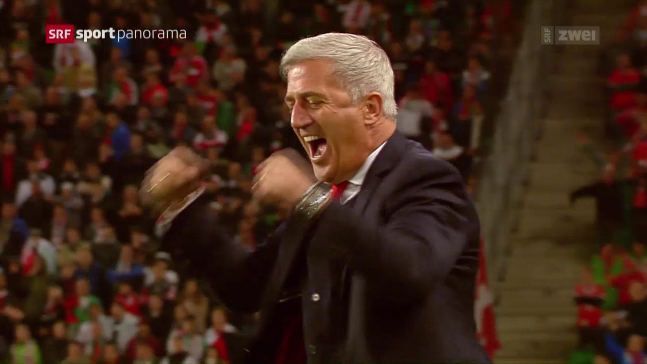 Petkovic und der perfekte Start in die WM-Quali