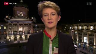 Video «FOKUS: Schweiz verstärkt Hilfe für Flüchtlinge» abspielen