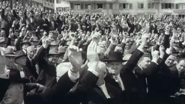 Video «Glarner Landsgemeinde 1958» abspielen