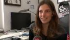 Video «Elena Könz: Snowboardweltmeisterin und Künstlerin» abspielen