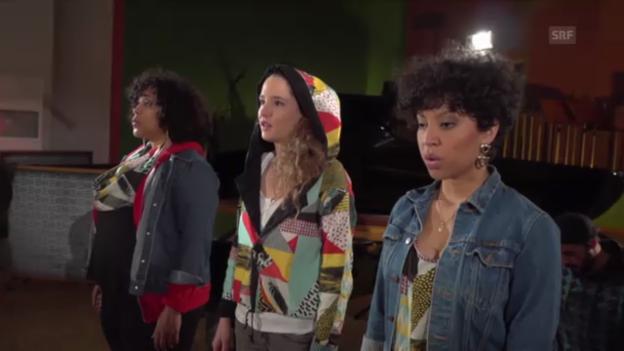 Video «Steff la Cheffe - «Bye Bye»» abspielen