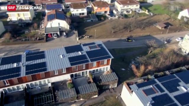 Solar-Pannels überlasten Stromnetze
