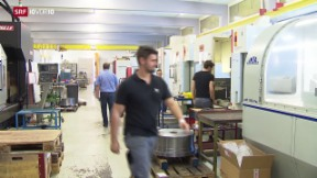 Video «FOKUS: Mehr Arbeitslose» abspielen