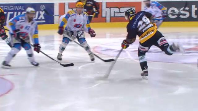 Eishockey: Bern - Freiburg («sportlive»)