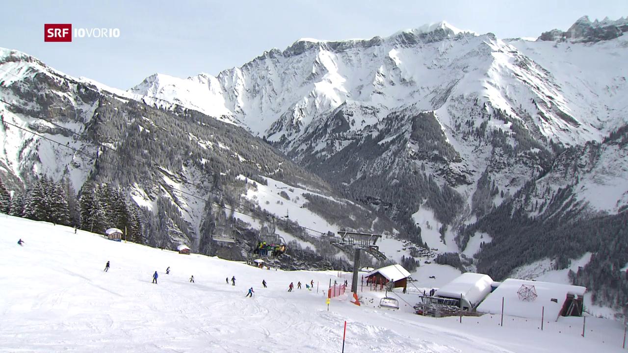 Das vorläufige Ende des Ski-Vergnügens