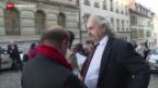 Video «Ständerat Recordon überraschend abgewählt» abspielen