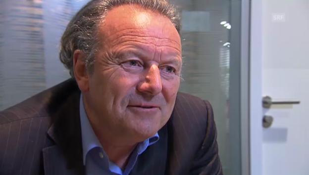 Video «Marc Pieth zum Gebaren der Fifa-Chefs» abspielen