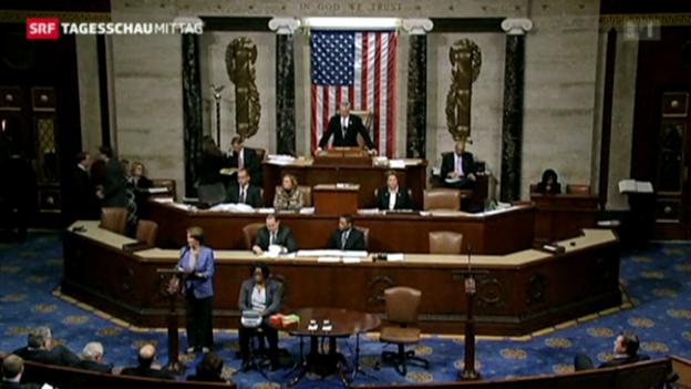 Video «US-Haushaltskompromiss» abspielen