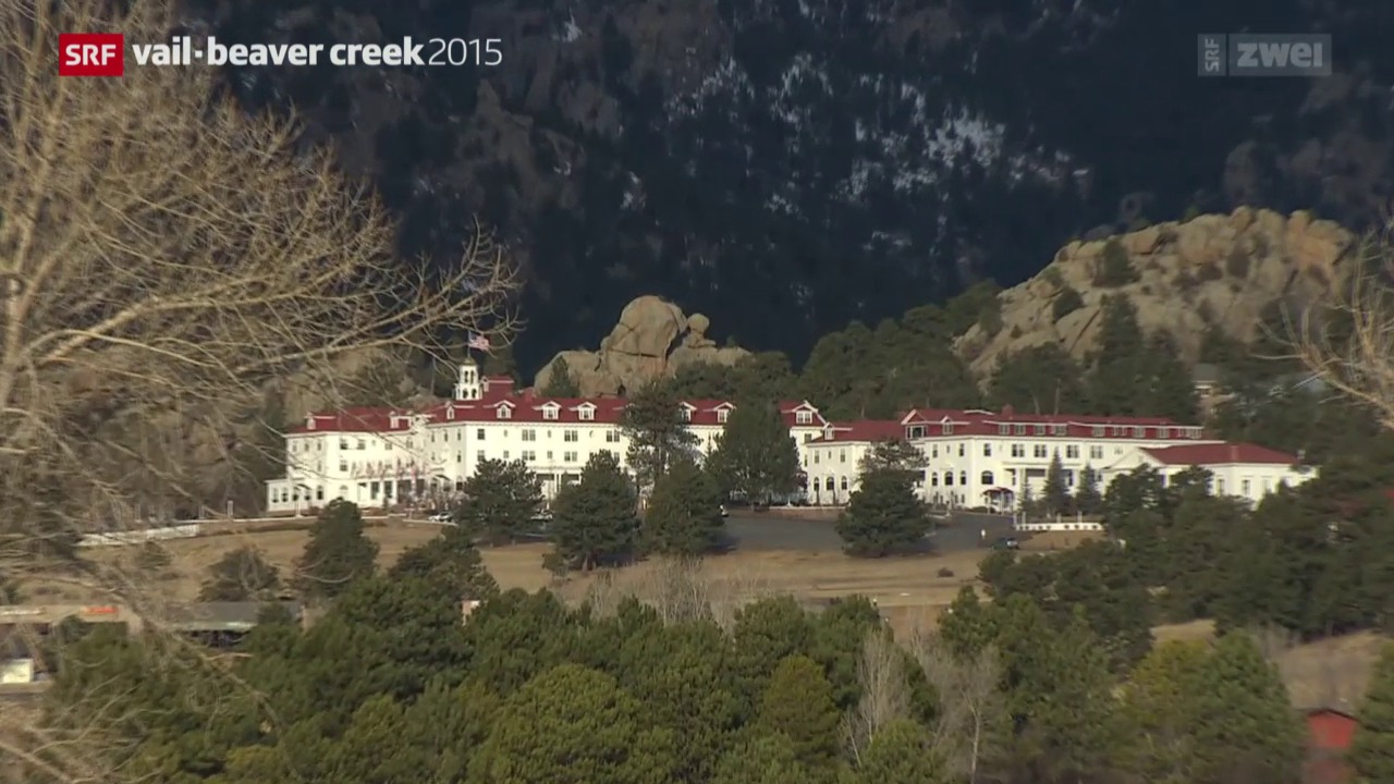 Road to Vail: Stanley Hotel
