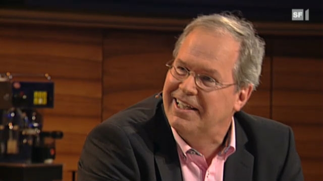 Talk: Thierry Carrel