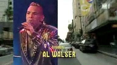 Video «Goldenes Rüebli goes Hollywood: Musikproduzent Al Walser» abspielen