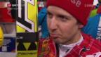 Video «Als Simon Ammann in Sotschi nicht auf Touren kam» abspielen