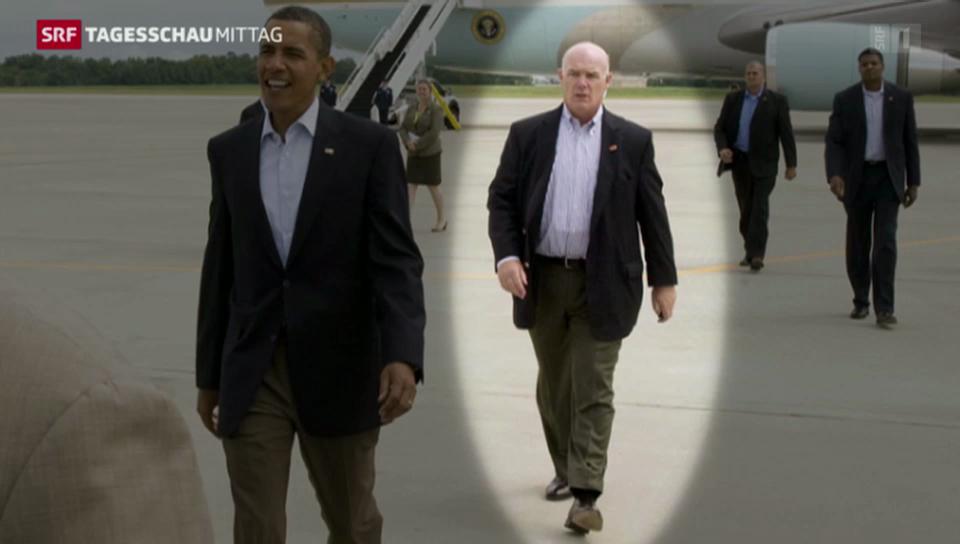 Secret Service-Chefin tritt zurück – Clancy übernimmt