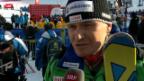 Video «Ski: Zwischenbilanz des Männerteams» abspielen
